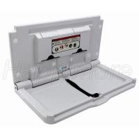 Buy cheap Hygiene HDPE Fold Down Secure Commercial Baby Changing Station from wholesalers