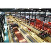 Buy cheap Double Girder Overhead Crane Smelting and improving driving from wholesalers
