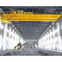 Buy cheap Double Girder Overhead Crane Double beam overhead crane with two hooks from wholesalers