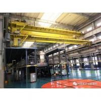 Buy cheap Double Girder Gantry Crane Electric double girder overhead crane from wholesalers