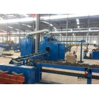 Buy cheap Steel Pipe Airless Painting Production Line from wholesalers