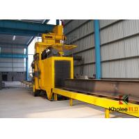 Quality KLH1020-8 Wheel Blasting Machine for H Beam and Steel Structures for sale