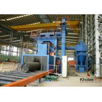 Quality KLH Roller Conveyor Shot Blasting Machine for sale