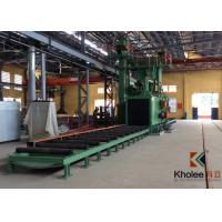 Quality KLH H beam Steel Structure Shot Blasting Machine for sale