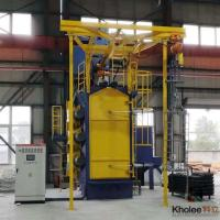 Quality Overhead Monorail Shot Blast Cleaning Machine for sale