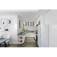 Buy cheap White Painting Kitchen Cabinets from wholesalers