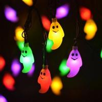 Buy cheap Solar Halloween Decoration String Lighting Colorful Admin Edit from wholesalers
