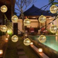 Buy cheap Christmas Strand Lighting for Outdoor Garden Party Home Decoration Admin Edit from wholesalers