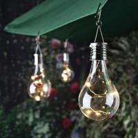 Solar Bulb Outdoor Camping Hanging LED Light Admin Edit Manufactures