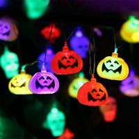Solar String Light Halloween Pumpkin Lantern For Party Decorations Admin Edit Manufactures