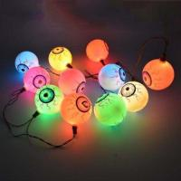 Solar Powered Eyeball String Light for Outdoor Halloween Party Garden Yard Decorations Admin Edit Manufactures