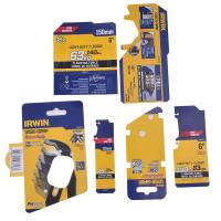 Buy cheap Blister card for tool packaging from wholesalers