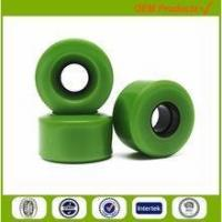 Buy cheap Factory sale 53mm high speed hard skateboard wheel parts types of skateboard wheels from wholesalers