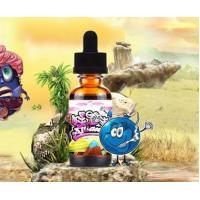 Alliance blueberry ghost e-juice Manufactures