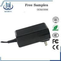 Buy cheap Portable 12v 3a Wall Adapter Cheap Price from wholesalers
