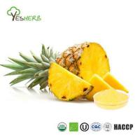 Buy cheap Organic Pineapple Powder from wholesalers