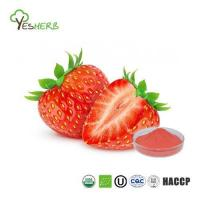 Buy cheap Organic Strawberry Powder from wholesalers