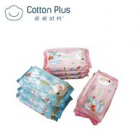 China Wet Wipes Hemp Material Baby Wet Wipes on sale