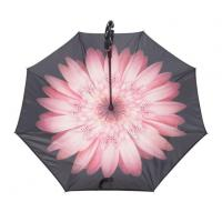 China Auto Open and Close Inverted Umbrellas for Travel on sale