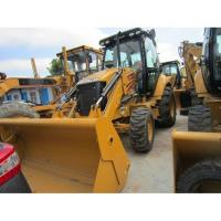 Almost New Excellent Condition Used Backhoe Loader CAT 420F Manufactures