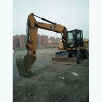 China 100% Original Japan Used Caterpillar Wheeled Excavator M315D on sale