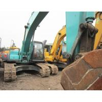 Used Japanese Tracked Excavator KOBELCO SK230 Manufactures