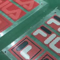 Heat Transfer Silicone Material 3D Lenticular Thermal Transfer HD Sticker Manufactures