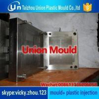 China Plastic Crate Mould for Soft Shell Crab Farm on sale