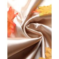 Cationic Stretch Satin fabric Manufactures