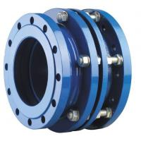 Buy cheap Double Flange Corrugated Limited Telescopic Expansion Joint from wholesalers