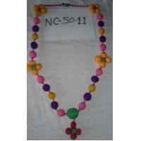 Buy cheap Wool Felt Necklaces Necklace NC-50-11 from wholesalers