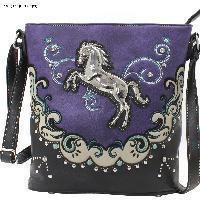 Buy cheap Western Handbags GP605-W177HS-PURPLE from wholesalers