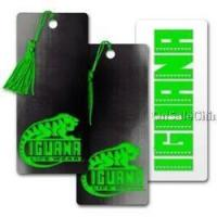 3D Lenticular PVC Bookmark Black and Grey Changing Colors (Imprinted) Manufactures