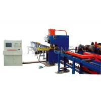 Semi-Automatic CNC Hydraulic Punching And Marking Machine For Angle Model YC160 Manufactures