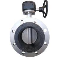 Buy cheap Stainless steel flanged butterfly valve from wholesalers