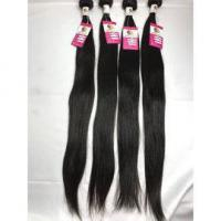 Buy cheap Peruvian Raw Unprocessed Virgin Hair Straight Human Hair Weave No Tangle #96440 from wholesalers