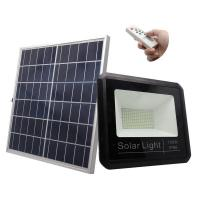 Buy cheap 10w-100w high brightness solar flood light with motion sensor energy saving mode from wholesalers