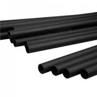 Buy cheap 25*23mm 3K Carbon Fiber TubingGlossy/Matte Finish from wholesalers