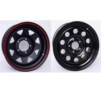 Buy cheap STEEL WHEEL RIMS from wholesalers