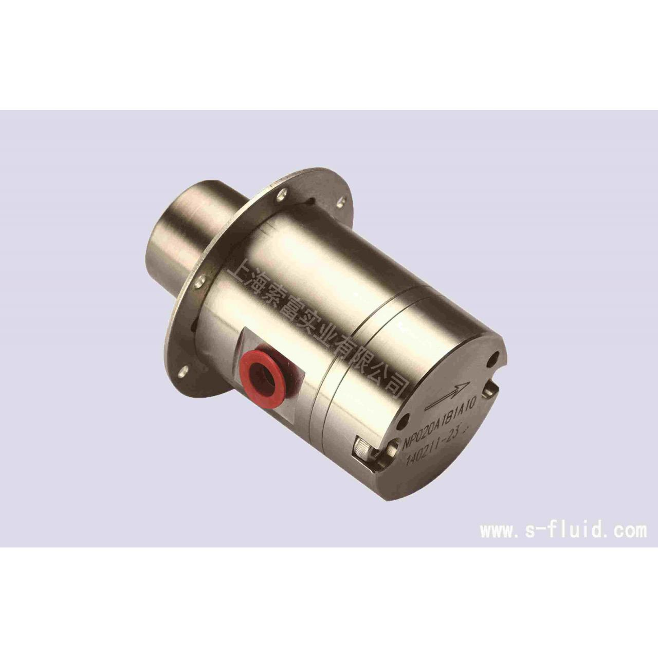 Buy cheap 42 Series NP020 metal pump from wholesalers