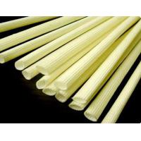 Buy cheap fiber glass sleeving coated Acrylic from wholesalers
