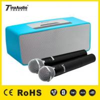 China Portable Pa With Wireless Mic on sale