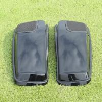 Buy cheap Saddlebag Lid Speaker Cutouts W/ Grill For Harley Touring Road Glide 2014-2018 from wholesalers