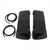 Buy cheap Unpainted 6x9 Saddlebag Speaker Lids For Harley 93-13 Touring Electra Road Glide from wholesalers