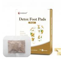 China Foot Pads Bamboo Vinegar Foot Patch on sale