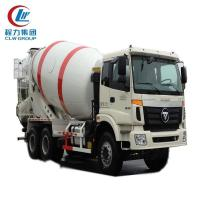 Buy cheap 12CBM Conrete Mixer Trucks from wholesalers