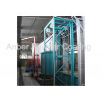 Buy cheap Russian 3*2.5m mesh fence PVC coating line -1 from wholesalers