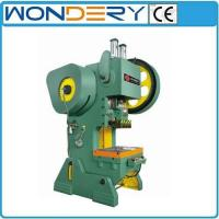JH23 High Performance Open-type Tilting Press Machine Manufactures