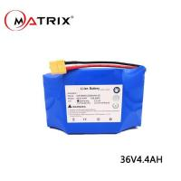 Buy cheap Lithium Ion Battery For E-skateboard 36V from wholesalers