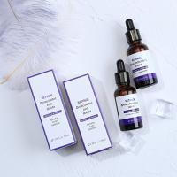 Private Label Skin Care Anti Aging Retinol Serum with Hyaluronic Acid Manufactures